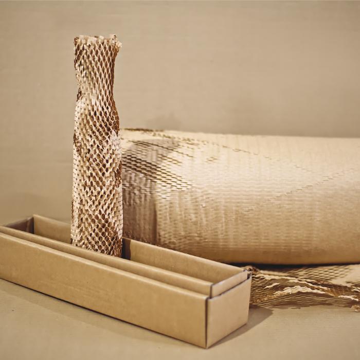 Papírové dekorativní výplně pro dárková balení