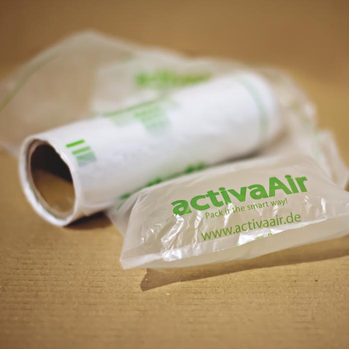 Plastové vzduchové polštáře