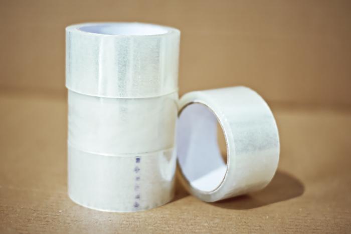 Transparentní čirá lepící páska