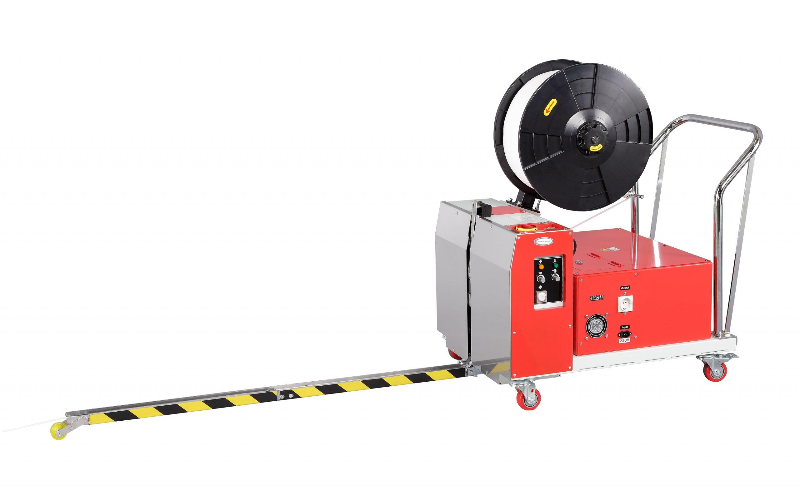 Automatický páskovací stroj