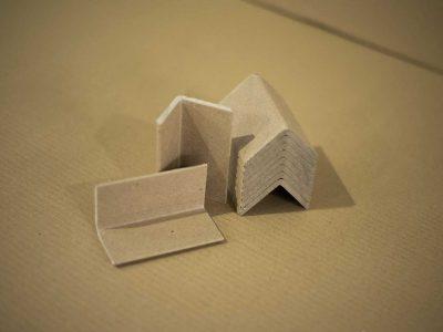 Papírové hrany - standardní